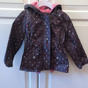 Other - Brand new light weight toddler raincoat